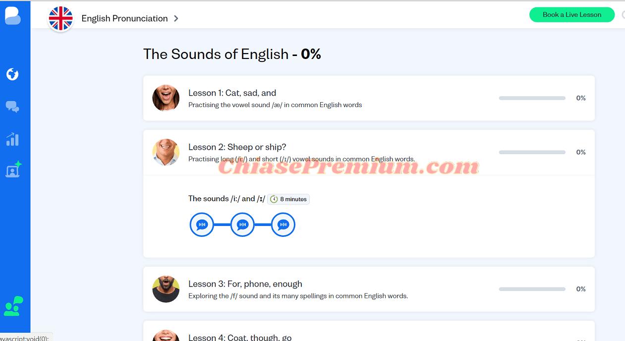 2 Tinh nang moi tren Busuu English - Học nhiều ngoại ngữ với tài khoản Busuu Premium Plus 1 năm