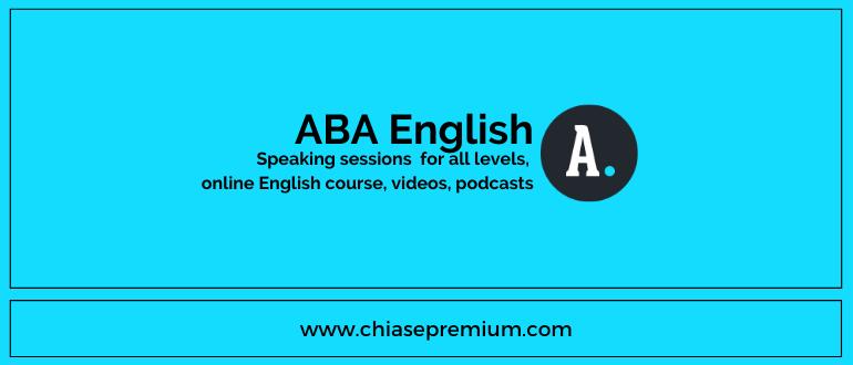 Chia sẻ và hướng dẫn sử dụng tài khoản ABA English - ứng dụng học ngoại ngữ uy tín.