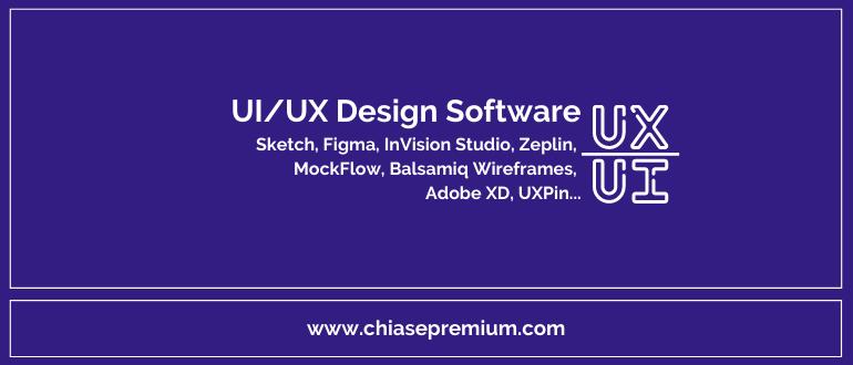 Các phần mềm thiết kế UI, UX và tài khoản Figma