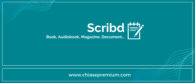 Chia sẻ tài khoản Scribd Premium 2020