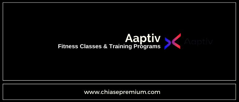 Đánh giá nhanh tài khoản ứng dụng thể hình Aaptiv