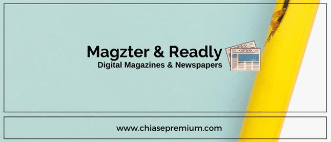 Đọc hàng nghìn tạp chí báo in quốc tế & Việt Nam với tài khoản Magzter và tài khoản Readly