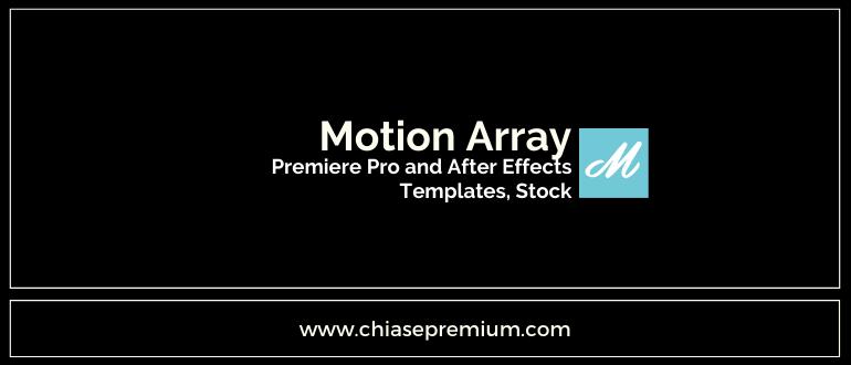 Những lợi ích khi sử dụng tài khoản Motion Array Premium 2021