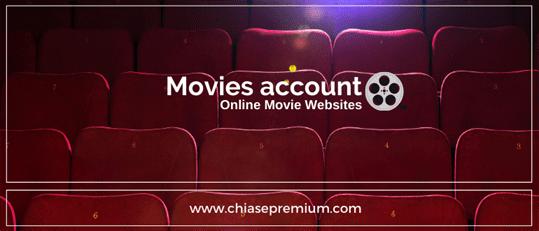 Giới thiệu một số tài khoản các trang web xem phim nước ngoài
