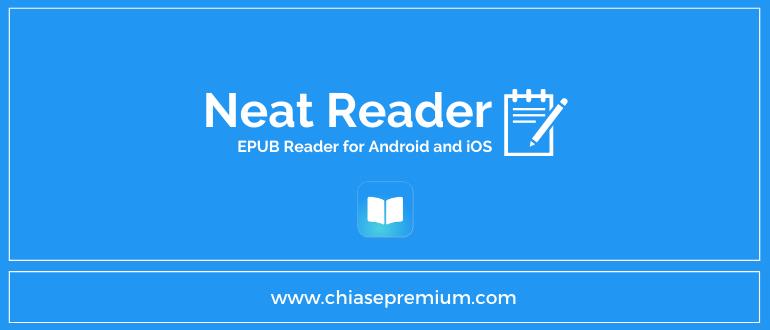 Neat Reader - App đọc sách ePub tuyệt vời