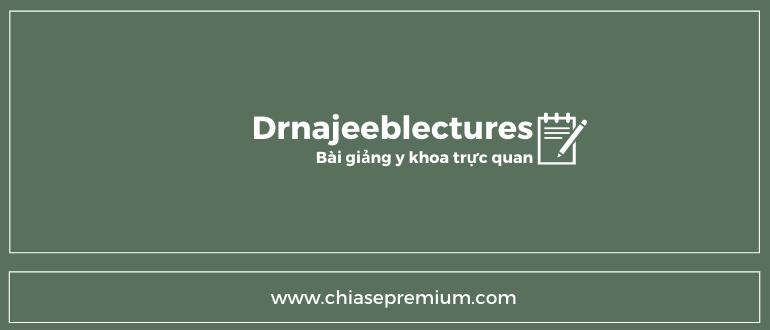 Chia sẻ tài khoản drnajeeblectures.com miễn phí