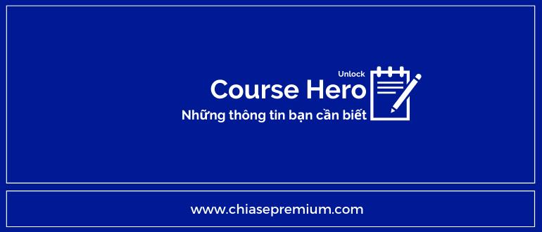 Course Hero Unlocks