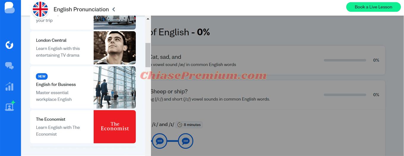 3 Tinh nang moi tren Busuu English Business - Học nhiều ngoại ngữ với tài khoản Busuu Premium Plus 1 năm