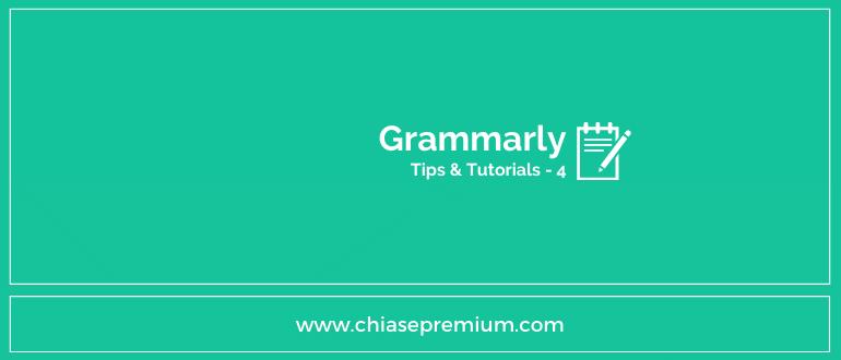 Bài 4: Hướng dẫn sử dụng Grammarly cho Microsoft Word trên Mac