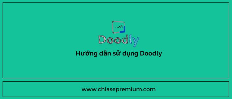 Hướng dẫn sử dụng Doodly