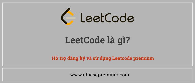 Leetcode là gì