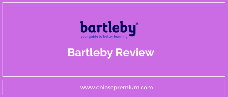 Tai khoan Bartleby - Chegg