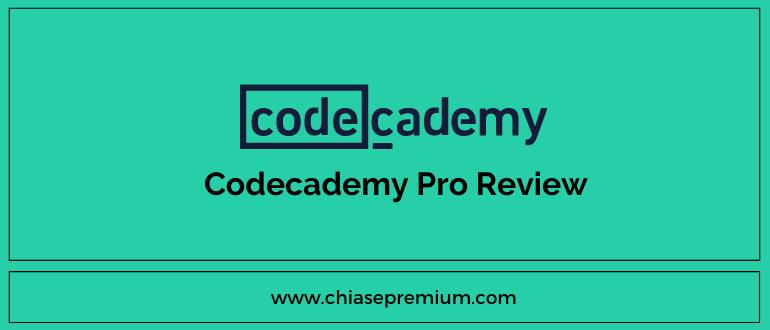Đánh giá chi tiết tài khoản Codecademy Pro