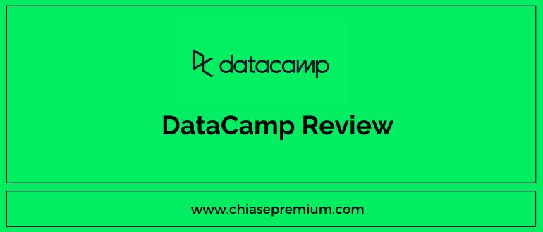 Đánh giá nhanh tài khoản DataCamp