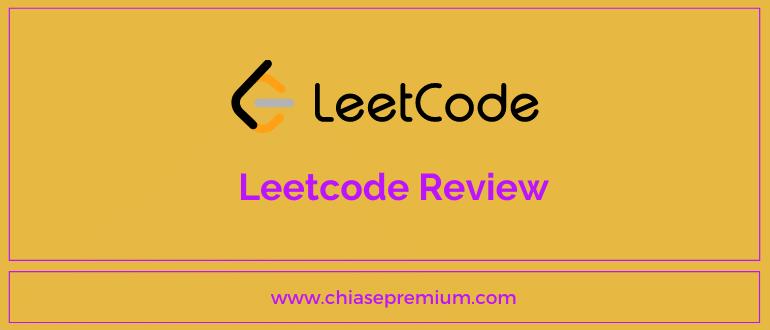 Chia sẻ trải nghiệm tài khoản LeetCode Premium
