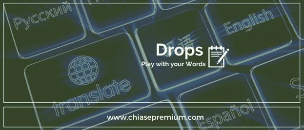 Ung dung Drops Chiasepremium - Ứng dụng Drops - học 41 ngoại ngữ bằng hình ảnh và hơn thế